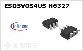 ESD5V0S4US H6327
