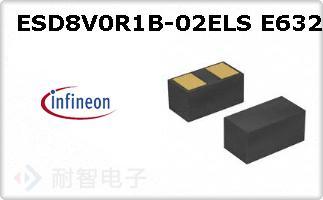 ESD8V0R1B-02ELS E6327