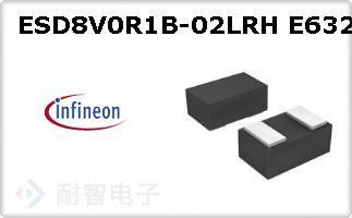 ESD8V0R1B-02LRH E6327
