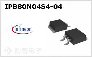 IPB80N04S4-04的图片