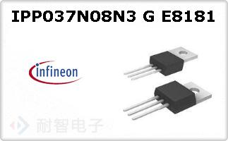 IPP037N08N3 G E8181