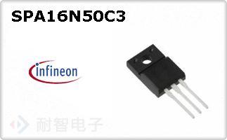 SPA16N50C3