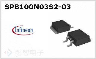 SPB100N03S2-03