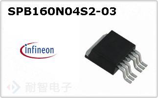 SPB160N04S2-03的图片
