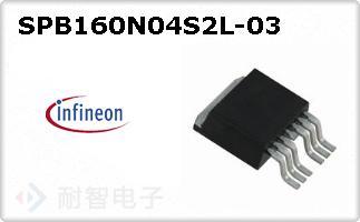 SPB160N04S2L-03
