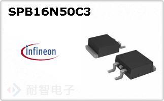 SPB16N50C3