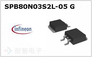 SPB80N03S2L-05 G