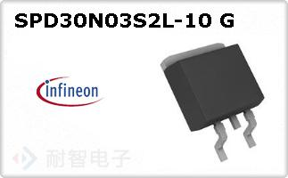 SPD30N03S2L-10 G
