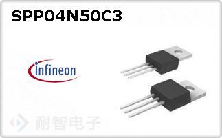SPP04N50C3