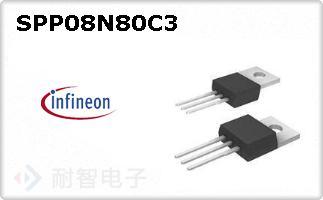 SPP08N80C3