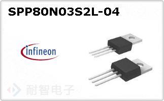 SPP80N03S2L-04