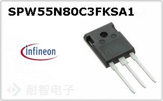SPW55N80C3FKSA1