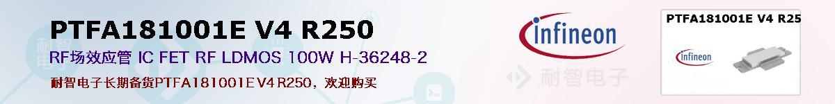 PTFA181001E V4 R250的报价和技术资料